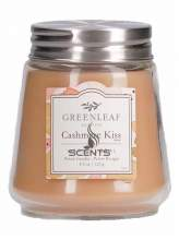 Аромасвеча миниатюрная Greenleaf Поцелуй Кашемира Cashmere Kiss